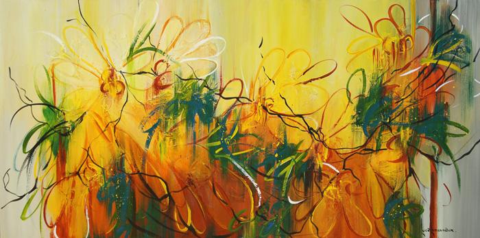 Assez Luce Lamoureux artiste peintre HV41