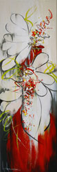 Passion de fleurs 30x10